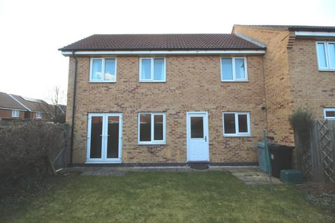 3 bedroom end of terrace house to rent - Hudson Way, , Grantham, NG31 7BX