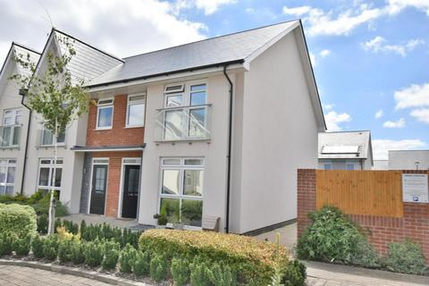 3 bedroom end of terrace house for sale - Adams Close, Poole, BH15 4FF
