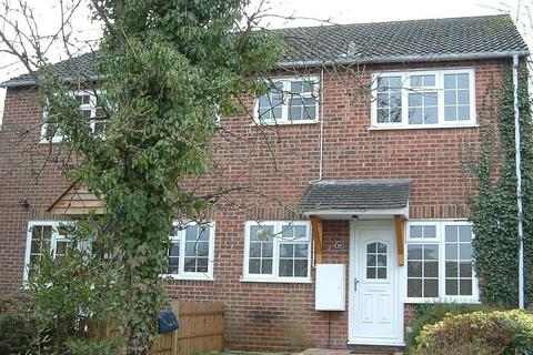 1 bedroom end of terrace house to rent - St. Benedicts Close, Aldershot