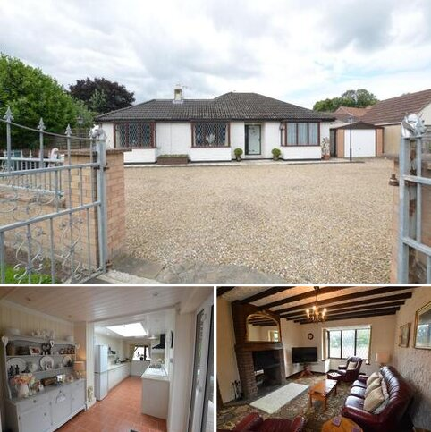 2 bedroom detached bungalow for sale - Hull Road, Cliffe