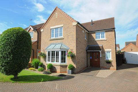 4 bedroom detached house for sale - Rempstone Drive, Chesterfield