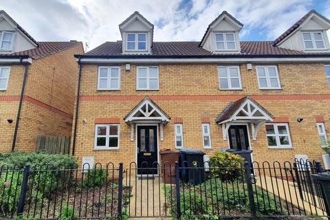 4 bedroom townhouse for sale - Bethune Avenue, Hull