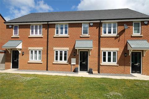 2 bedroom terraced house for sale - Highgrove Walk, Consett, County Durham, DH8
