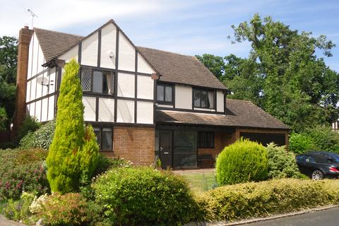 4 bedroom detached house to rent - Froxmere Close, Hillfield, Solihull, West Midlands, B91