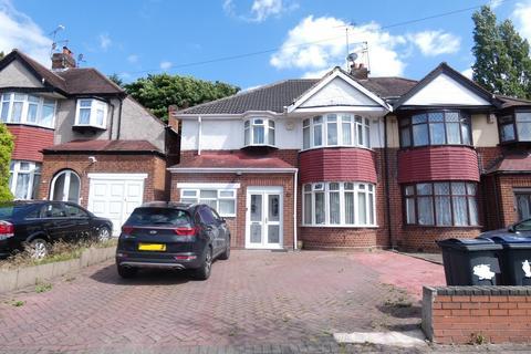 4 bedroom semi-detached house for sale - Grestone Avenue, Handsworth Wood