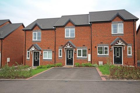 2 bedroom terraced house for sale - Admiral Way, Leamington Spa