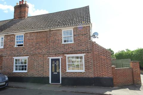 4 bedroom end of terrace house for sale - Horslow Street, Potton