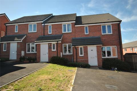 2 bedroom terraced house for sale - Desmond Rochford Way, Bishop Hull, Taunton, Somerset, TA1