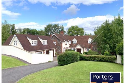 4 bedroom detached house for sale - Cefn Mably Park Michaelston-Y-Fedw Cardiff CF3 6AA