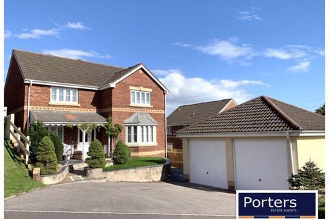 4 bedroom detached house for sale - Clos Henblas Broadlands Bridgend CF31 5EU