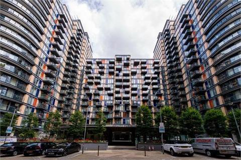 2 bedroom flat - Ability place, 39 Millharbour, London, E14 9DF