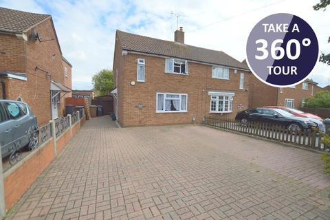 3 bedroom semi-detached house for sale - Lalleford Road, Vauxhall Park, Luton, Bedfordshire, LU2 9JH