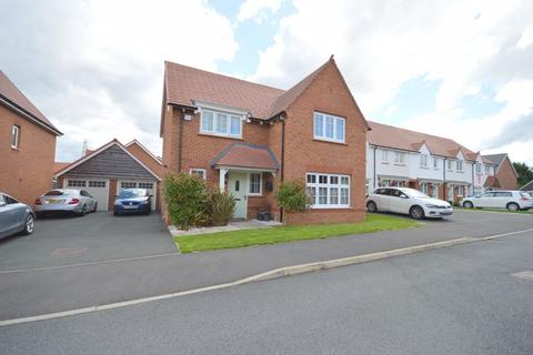 4 bedroom detached house for sale - Honey Spot Crescent, Widnes