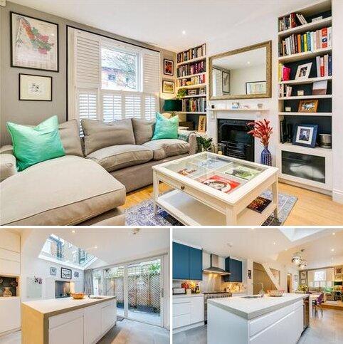 3 bedroom terraced house for sale - Orbain Road, London, SW6