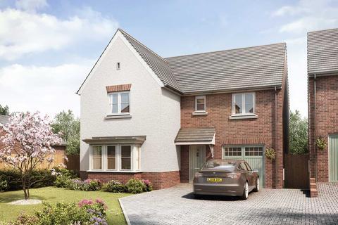 4 bedroom detached house for sale - Plot 30, The Grainger at Sandrock, Gypsy Hill Lane EX1