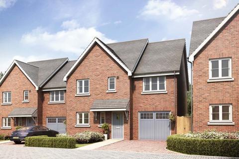 4 bedroom detached house for sale - Plot 09, The Devon at Sandrock, Gypsy Hill Lane EX1
