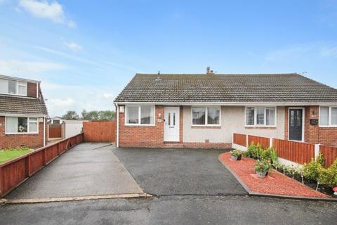 3 bedroom semi-detached bungalow for sale - Karen Close, Burtonwood, Warrington, WA5