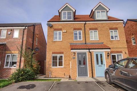 3 bedroom semi-detached house to rent - Bancroft Drive, Ingleby Barwick