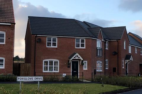 3 bedroom house for sale - Plot 48, The Mulberry at Hedgerows, Bolsover, Mooracre Lane, Bolsover S44