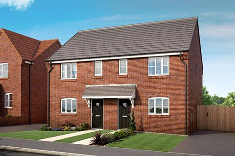 3 bedroom house for sale - Plot 43, The Meadowsweet at Hedgerows, Bolsover, Mooracre Lane, Bolsover S44