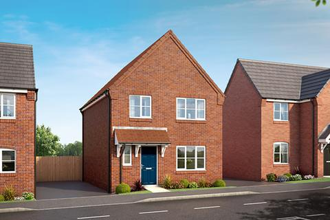 4 bedroom house for sale - Plot 47, The Alpine at Hedgerows, Bolsover, Mooracre Lane, Bolsover S44