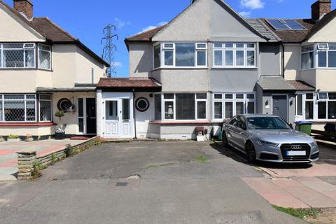 2 bedroom end of terrace house for sale - Burns Avenue Sidcup DA15