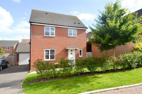 3 bedroom detached house for sale - Jenson Street, Cofton Hackett, B45