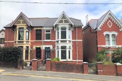 3 bedroom semi-detached house for sale - Neath Road, Maesteg, Bridgend. CF34 9EE