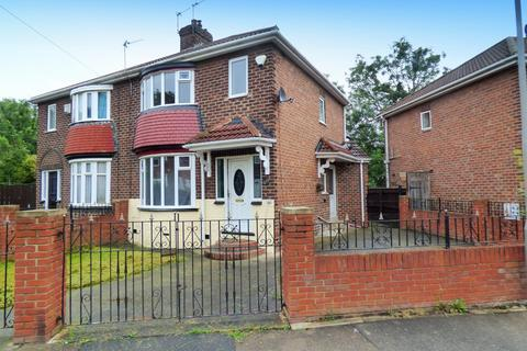 3 bedroom semi-detached house for sale - Milburn Crescent, Stockton-On-Tees, TS20