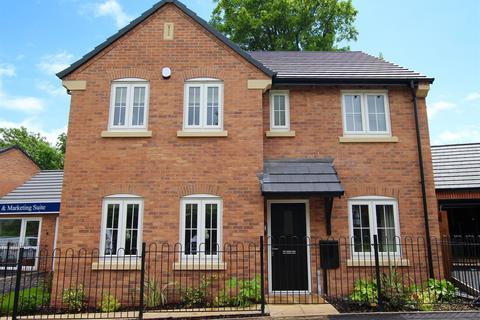 4 bedroom detached house for sale - Plot 179, The Mayfair  at Regents Place, Swarkstone Road DE73