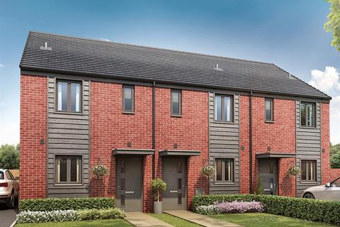 2 bedroom end of terrace house for sale - Plot 59, The Sunderland at Wakelyn Gardens, The Mease, Hilton DE65