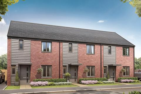 3 bedroom end of terrace house for sale - Plot 58, The Middlesbrough at Wakelyn Gardens, The Mease, Hilton DE65