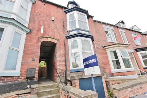 4 bedroom terraced house to rent - Junction Road, Sheffield, S11 8XA