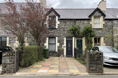 2 bedroom terraced house for sale - Gwyrfai Terrace, Betws Garmon, Waunfawr, Gwynedd, LL54