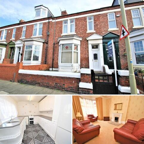 3 bedroom terraced house for sale - Mortimer Road, South Shields