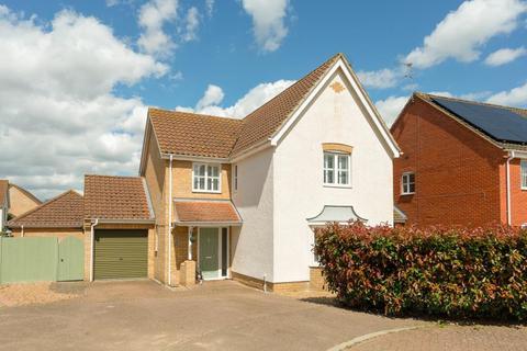 4 bedroom detached house for sale - Guildhall Road, Worlingham