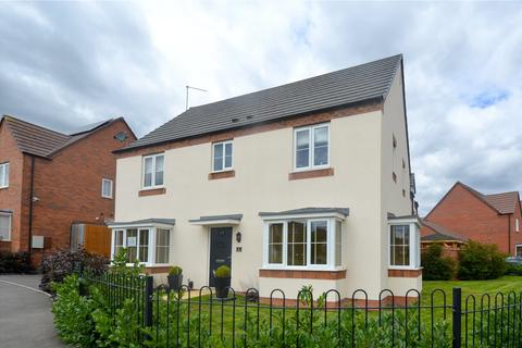 4 bedroom detached house for sale - Aero Way, Cofton Hackett, Birmingham, B45
