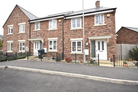 3 bedroom end of terrace house for sale - Sunrise Avenue, Bishops Cleeve, Cheltenham, Gloucestershire, GL52