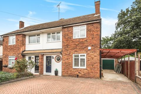 3 bedroom semi-detached house for sale - Ferndale Crescent, Uxbridge, Middlesex, UB8