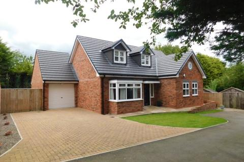 4 bedroom detached house for sale - EGERTON ROAD, WEST PARK, HARTLEPOOL
