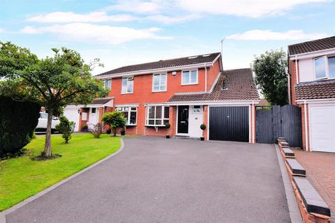 5 bedroom semi-detached house for sale - Stoneythorpe Close, Solihull, B91 3XD