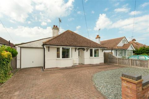 3 bedroom detached bungalow for sale - Russell Drive, Swalecliffe, WHITSTABLE, Kent