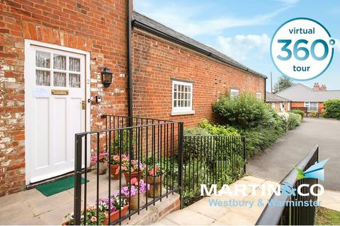 2 bedroom terraced bungalow for sale - William House Court, Westbury