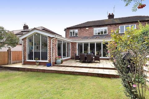 3 bedroom semi-detached house for sale - Thorneyholme Drive, Knutsford