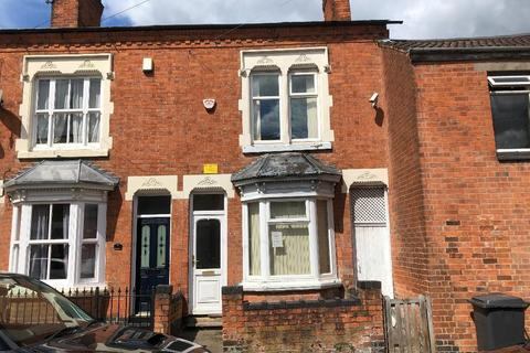 2 bedroom terraced house to rent - Newport Street, Leicester, LE3 9FU