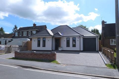 4 bedroom detached bungalow for sale - Stretton Road, Great Glen