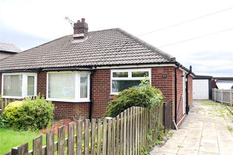 2 bedroom semi-detached bungalow for sale - Albert Crescent, Birkenshaw, BD11