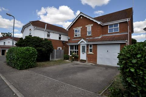 4 bedroom detached house for sale - Fortinbras Way, Chelmsford, CM2