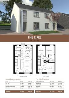 3 bedroom semi-detached house for sale - Plot 51, Tiree, Sunnyside Estate, Hillside, Montrose DD10 9EN