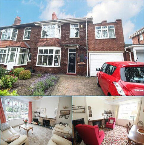 4 bedroom semi-detached house for sale - The Broadway, North Shields